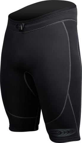Shorts, 3mm/2mm neoprene