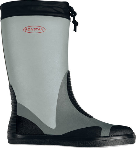 SAILING BOOT,GREY, LARGE