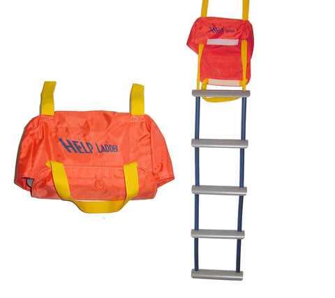 EMERGENCY 5 STEP LADDER
