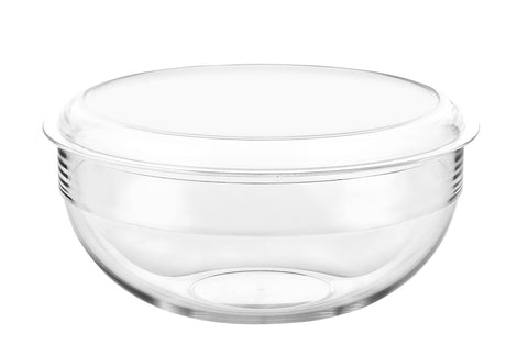 Palm Products Salad Bowl with Lid