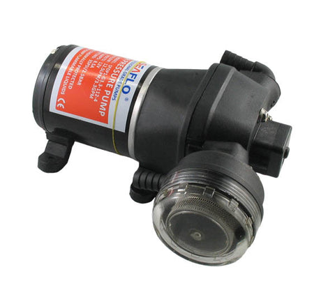 12 Volt Automatic Water Pressure System Pump 13 Lpm