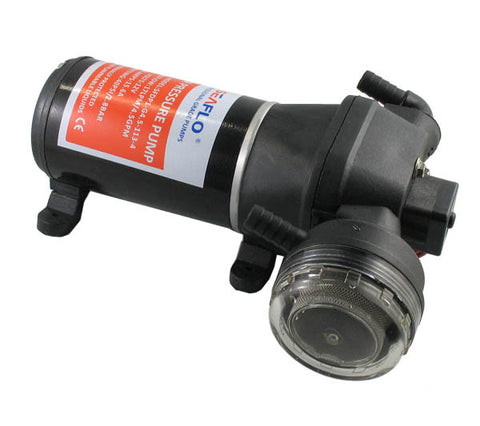 12 Volt Automatic Water Pressure System Pump 17Lpm