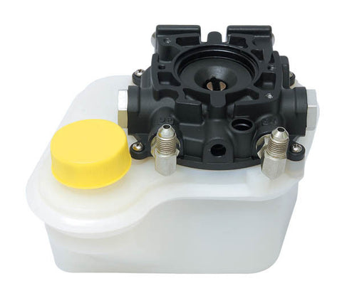 HYDRAULIC VALVE BODY AND