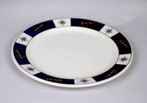 PLATE,SIDE,  SET OF 6  8""