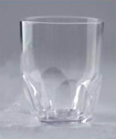 GLASS,SET OF 4, WATER