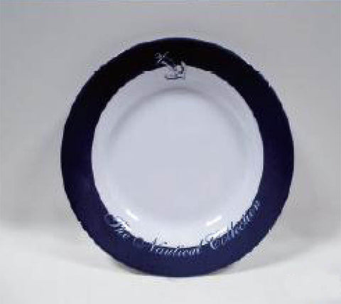 PLATE,SOUP  SET OF 6,  8""