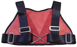 SAFETY HARNESS, MED  44""