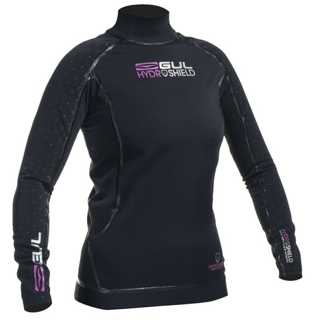 Gul Hydroshield Ladies Pro Waterproof Thermal Long Sleeve Rashvest   AC0095-A5