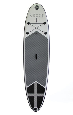 "10' 7"" CROSS INFLATABLE PADDLE BOARD (SUP)  CB0029-B4"