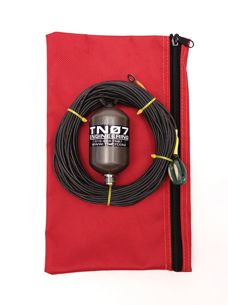 IMD-105 Backpack Antenna - No Tuner Required