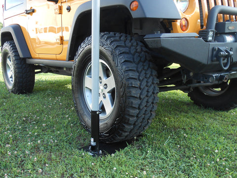 Drive On / Ground Mount - 2.0""