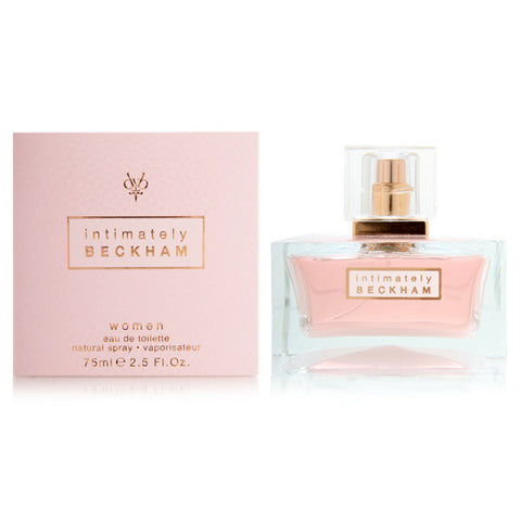 beckham intimately perfume