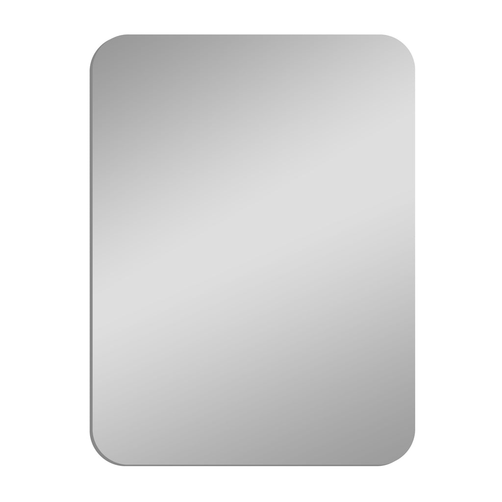 Rectangle Mirror with Rounded Corners