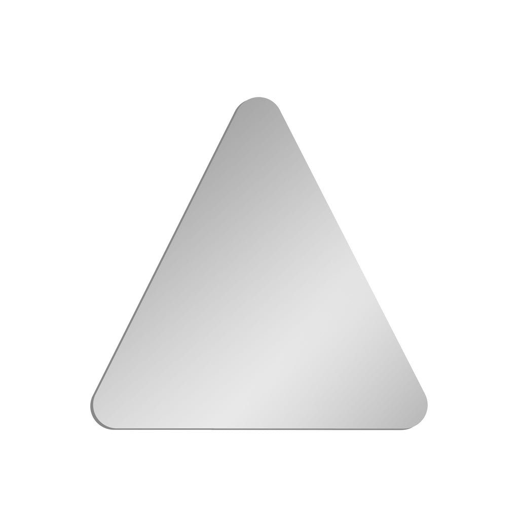 Triangle w/ rounded corners 12""