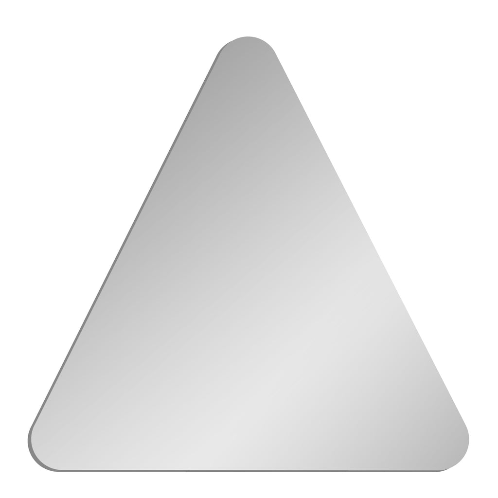 Triangle w/ rounded corners 25""