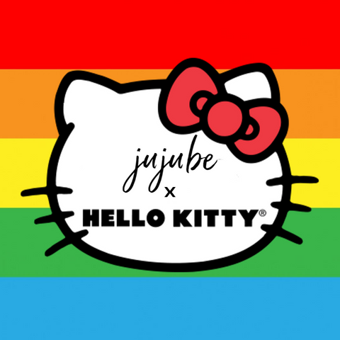 JuJuBe x Hello Kitty - Hello Rainbow