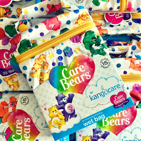 Kanga Care x Care Bears - Birthday Party!