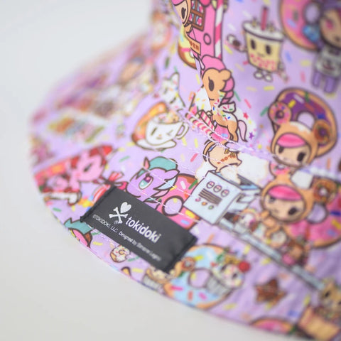 tokidoki Reversible Sun Hat - Sweetshop