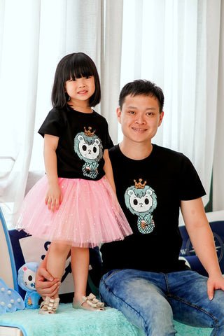 tokidoki [ Our Singapura Collection ] - Marino Flip Sequins Tee