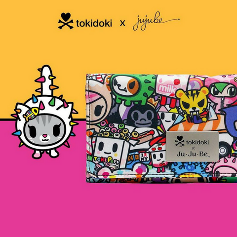 Ju-Ju-Be x tokidoki - Iconic 2.0