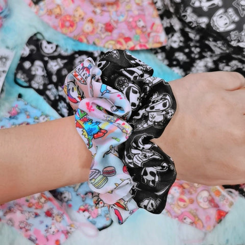 tokidoki Hair Scrunchie (Hair Tie)