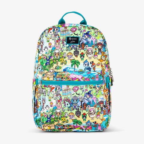 Fantasy Paradise - Midi Backpack