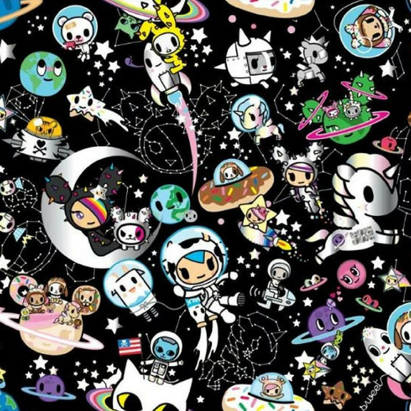 Ju ju be x tokidoki space place for Space v place