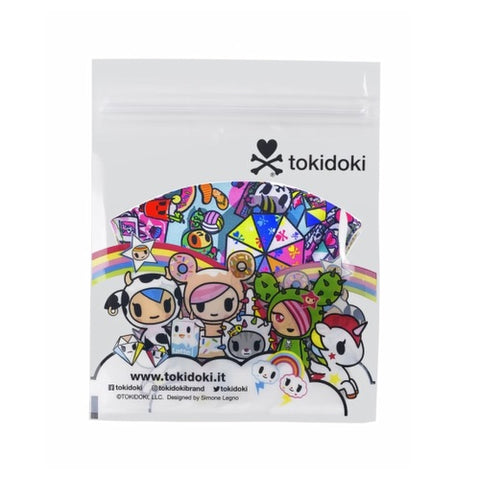 tokidoki Anti-Bacterial Reusable Mask - Donutella Travels