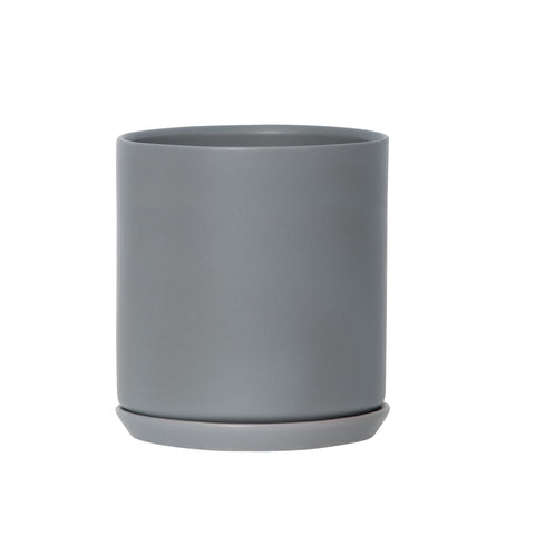 XL Oslo Planter Grey Fog