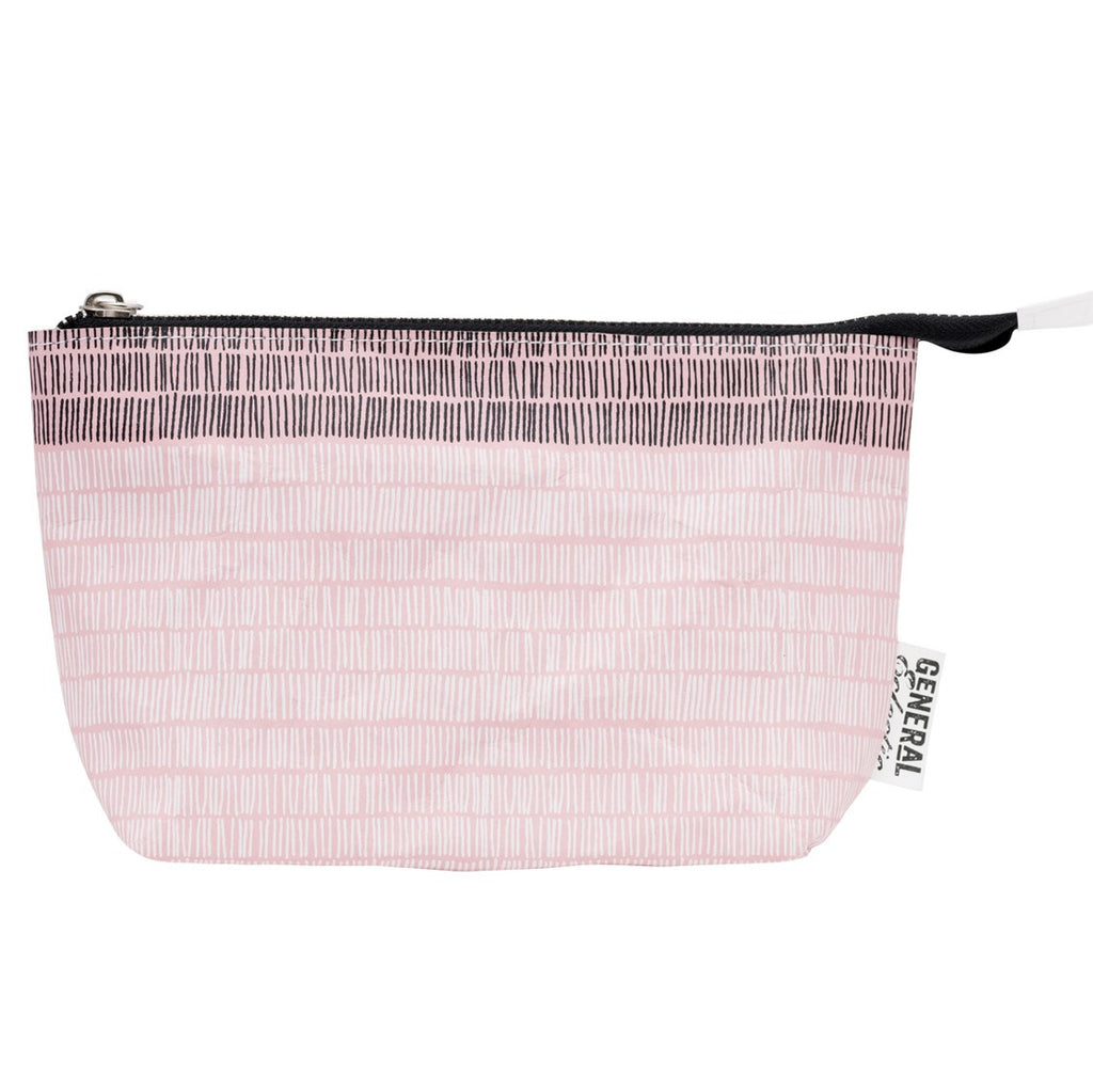 Washable Paper Cosmetic Bag - Medium