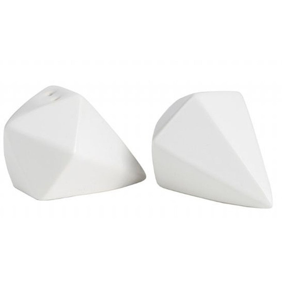Salt and Pepper Origami Shakers