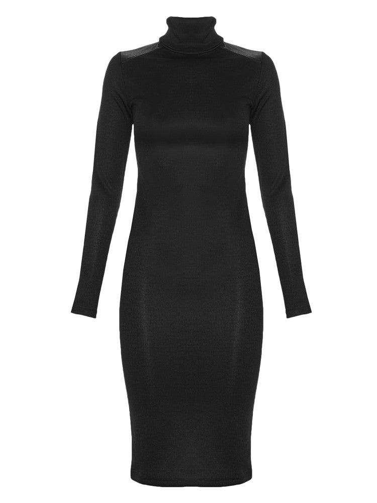 Robin Ribbed Dress
