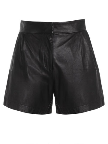 Tania Leather Short