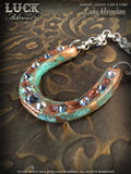 LUCK ADORNED - Lucky Horseshoe Necklace 1001