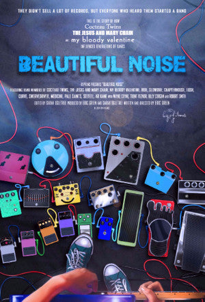 BEAUTIFUL NOISE - POSTER ART