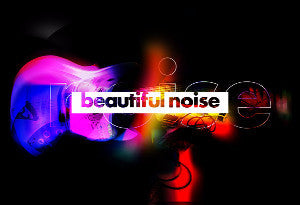 BEAUTIFUL NOISE - TEASER POSTER ART