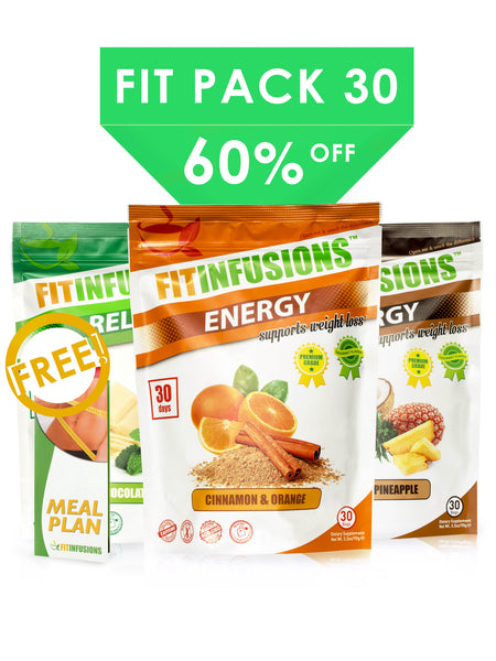 Fitinfusions™ FIT-PACK 30 (Weight Loss Bundle)