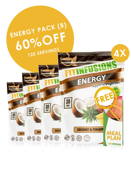 Fitinfusions™ Energy Pack (B)