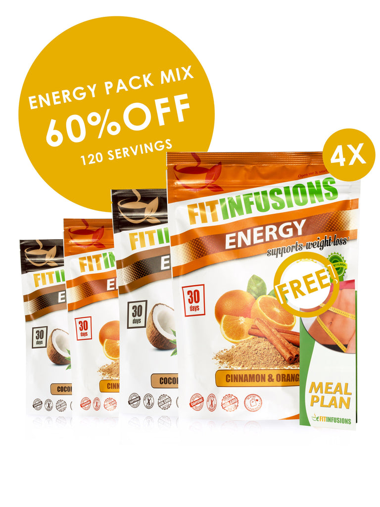 Fitinfusions™ Energy Pack MIX