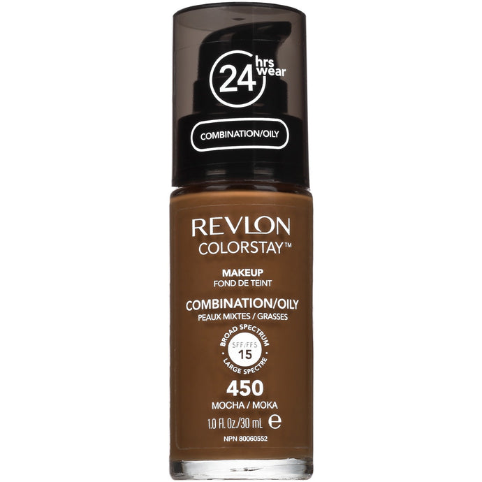 Revlon Color Stay Foundation- Mocha