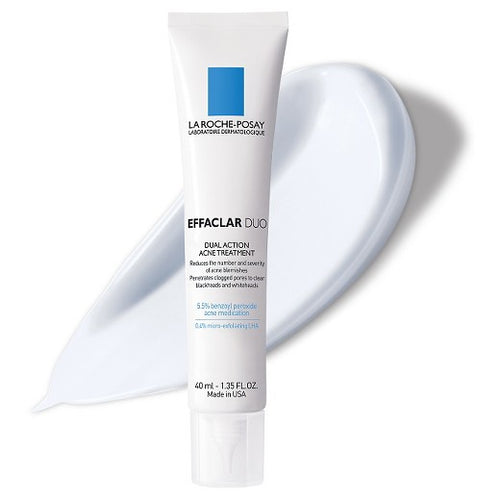 La Roche-Posay Effaclar Dual Action Acne Treatment