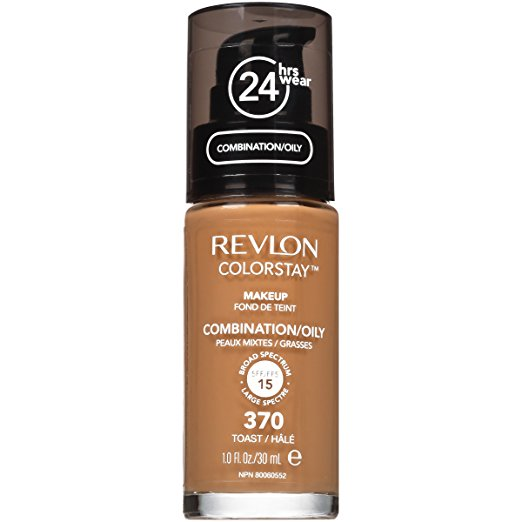 Revlon Color Stay Foundation Toast