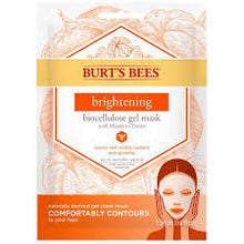 Burt's Bees Detoxifying Charcoal Sheet Face Mask