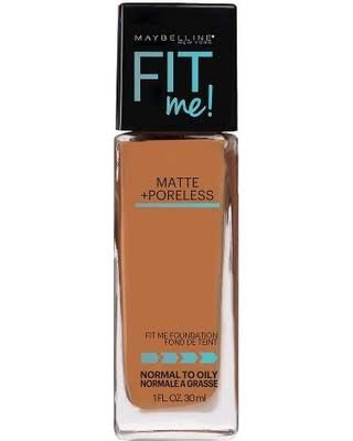 Maybelline  Fit Me Matte Foundation Classic Tan