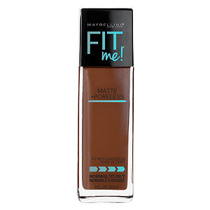 Maybelline Fit Me Matte Foundation Mocha