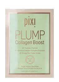 Pixi by Petra PLUMP Collagen Boost - Volumizing Face Mask Sheet - 0.8oz