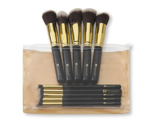 Bh Cosmetics 10pc Sculpt and Blend Brush Set