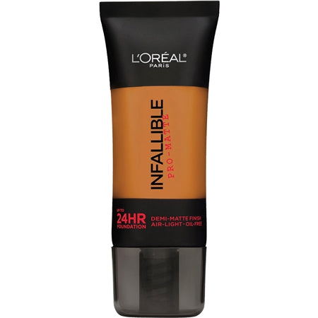 L'oreal Infallible Foundation Soft Sable 111