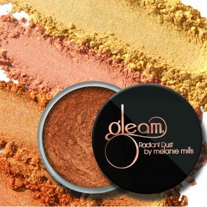 Gleam by Melanie Mills Radiance Dust Sampler 4 pack