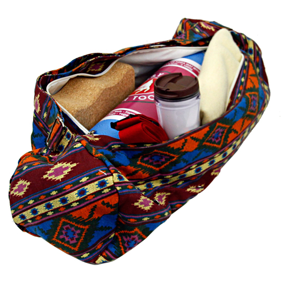 Yoga Mat Bags and Yoga Shawls